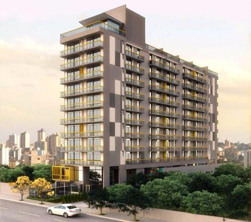 studio residencial à venda, alto da boa vista, são paulo. - st0003