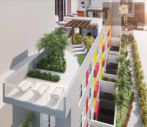 studio residencial à venda, bela vista, são paulo. - codigo: st0004 - st0004