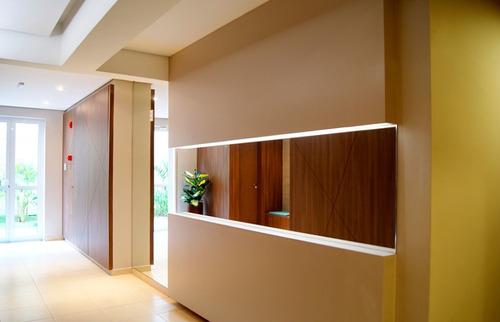studio residencial à venda, brás, 30,07m², 1 dormitório! pronto! - it55367