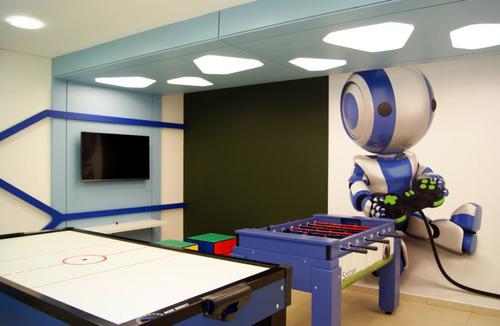 studio residencial à venda, brás, 30,80m², 1 dormitório! pronto! - it55369