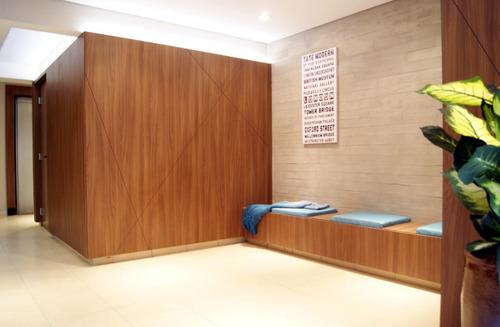 studio residencial à venda, brás, 30,99m², 1 dormitório! pronto! - it55372