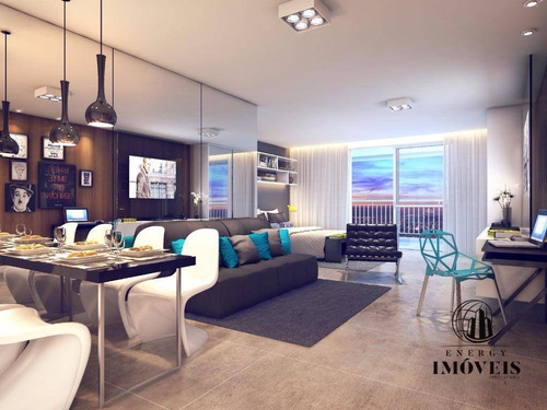 studio residencial à venda, centro, são paulo - st0090