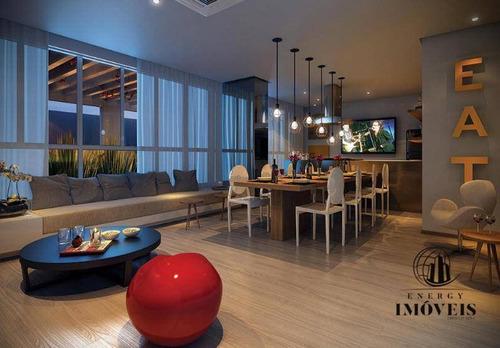 studio residencial à venda, centro, são paulo. - st0102