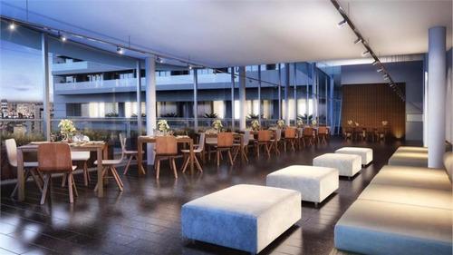 studio residencial à venda, chácara santo antônio (zona sul), são paulo. - st0002