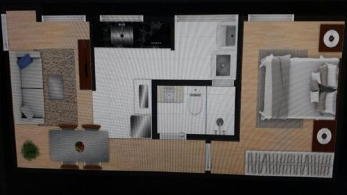 studio residencial à venda, cidade antônio estevão de carvalho, são paulo - st0014. - st0014