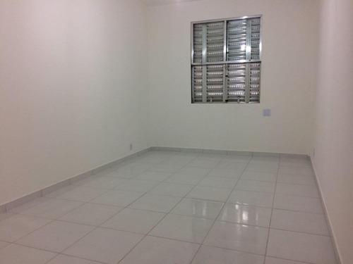 studio residencial à venda, josé menino, santos. - st0195