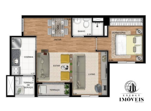 studio residencial à venda, liberdade, são paulo. - st0096