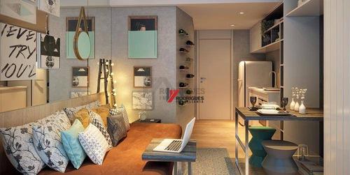 studio residencial à venda, sé, são paulo - st0002. - st0002