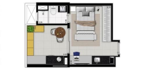 studio residencial à venda, vila mariana, são paulo. - st0001