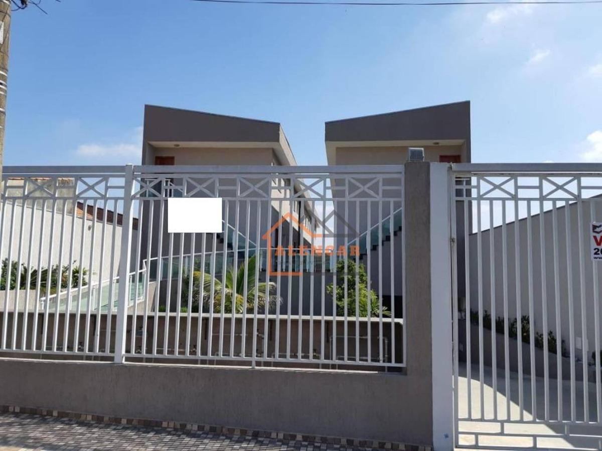 studio à venda, 38 m² por r$ 205.000,00 - vila carrão - são paulo/sp - st0019