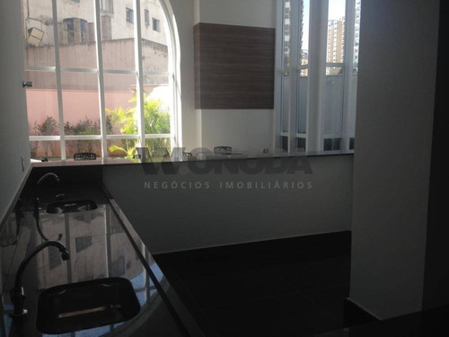 studio à venda em jardim anália franco - st003784