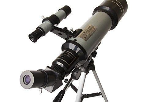 studiopro 70mm telescopio refractor (400mm) celestral