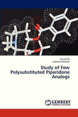 study of few polysubstituted piperidone analogs envío gratis
