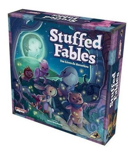 stuffed fables jogo de tabuleiro galapagos português rpg