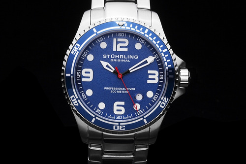 stuhrling original watches mens  specialty grand regatta  re