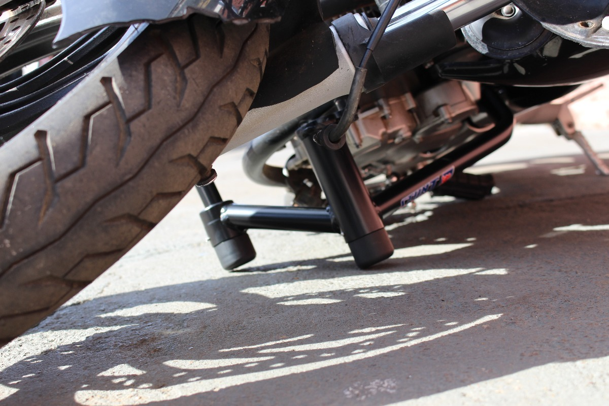 Stunt Cage Ys 250 Fazer 250 Stunt Protetor Motor Stunt Race