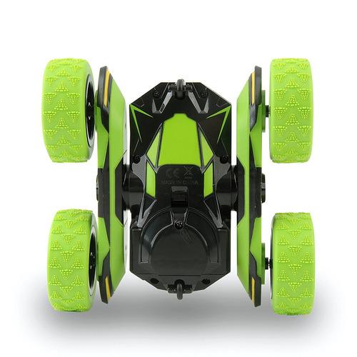 stunt rc coche juguete, miluotech mando a distancia
