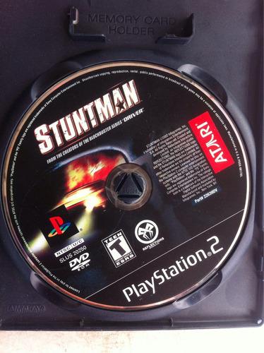 stuntman playstation 2