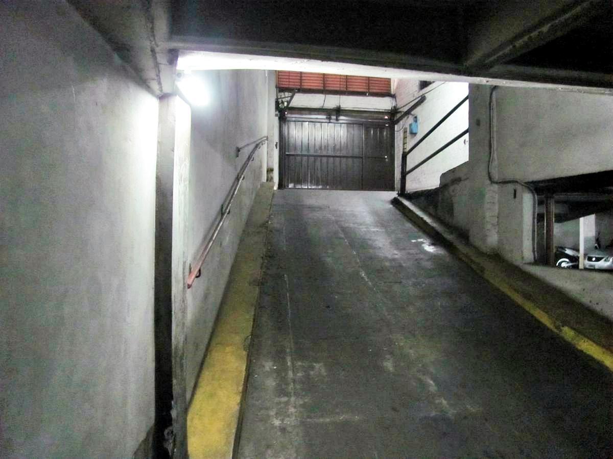 sturiza 500 - fija cubierta - auto grande - acceso x rampa