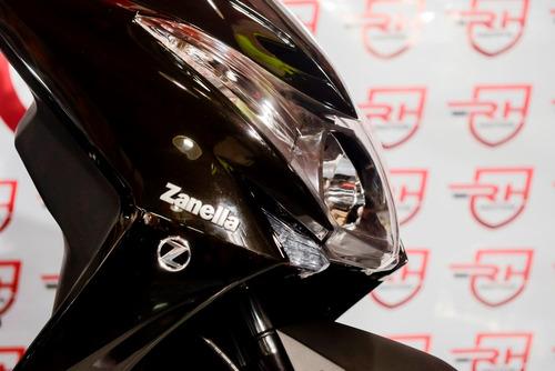 styler 150 moto zanella