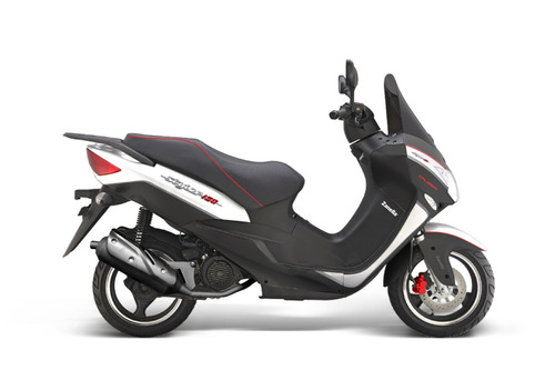 styler cruiser scooter zanella