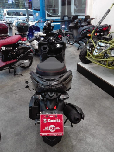 styler cruiser x 170 scooter zanella, tarjeta 12 pagos