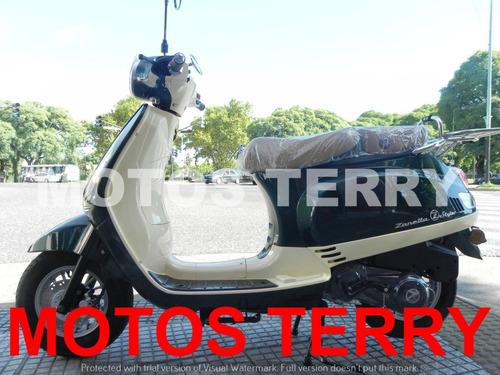 styler exclusive scooter moto zanella