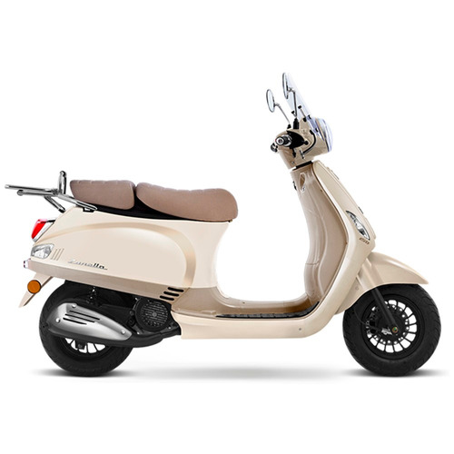 styler exclusive scooter zanella