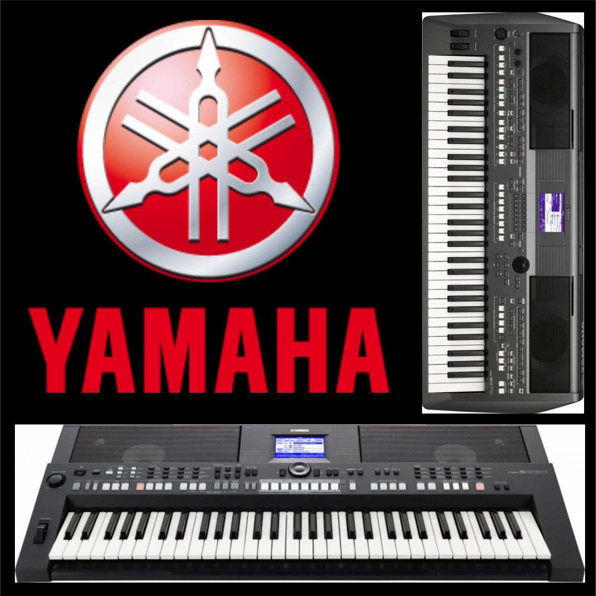 yamaha psr s styles