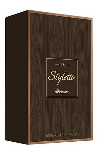 styletto desodorante colônia, 100ml
