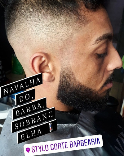 stylo corte barbearia. (cortes e barbas em geral)
