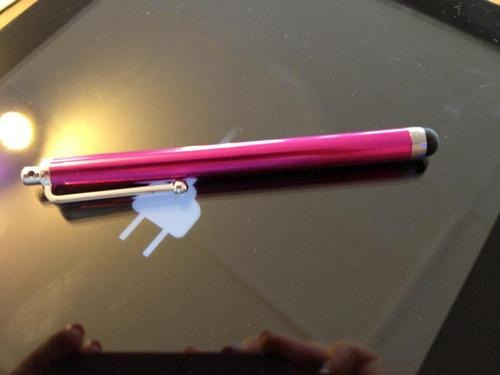 stylus para ipad mini, tablet, galaxy, ideapad, iphone. prom
