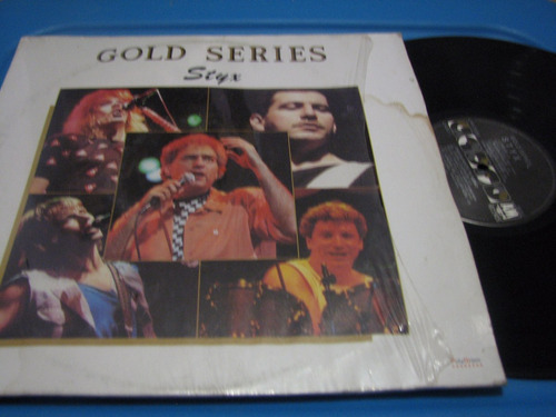 styx lp gold series