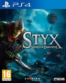 styx: shards of darkness juego digital primario