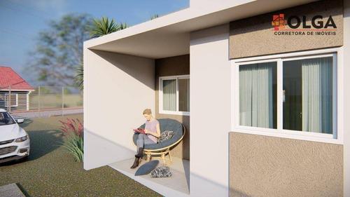 sua casa própria com valor menor de um aluguel - gravatá, pe - ca0430