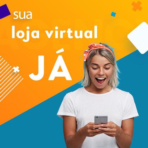 sua loja virtual com a melhor experiência de venda!