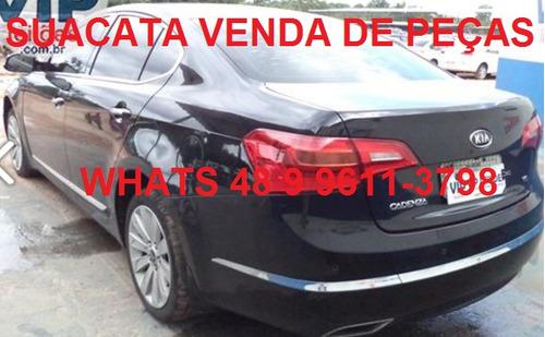 suacta kia cadenza ex 3.5 v6 2012 automático com teto