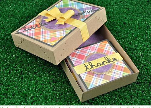 suaje corte troquel lawn fawn caja scrapbook recuerdos scrap
