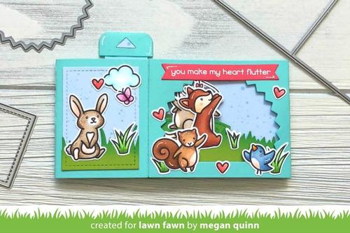 suaje lawn fawn scrapbook manualidades accesorios shadow box