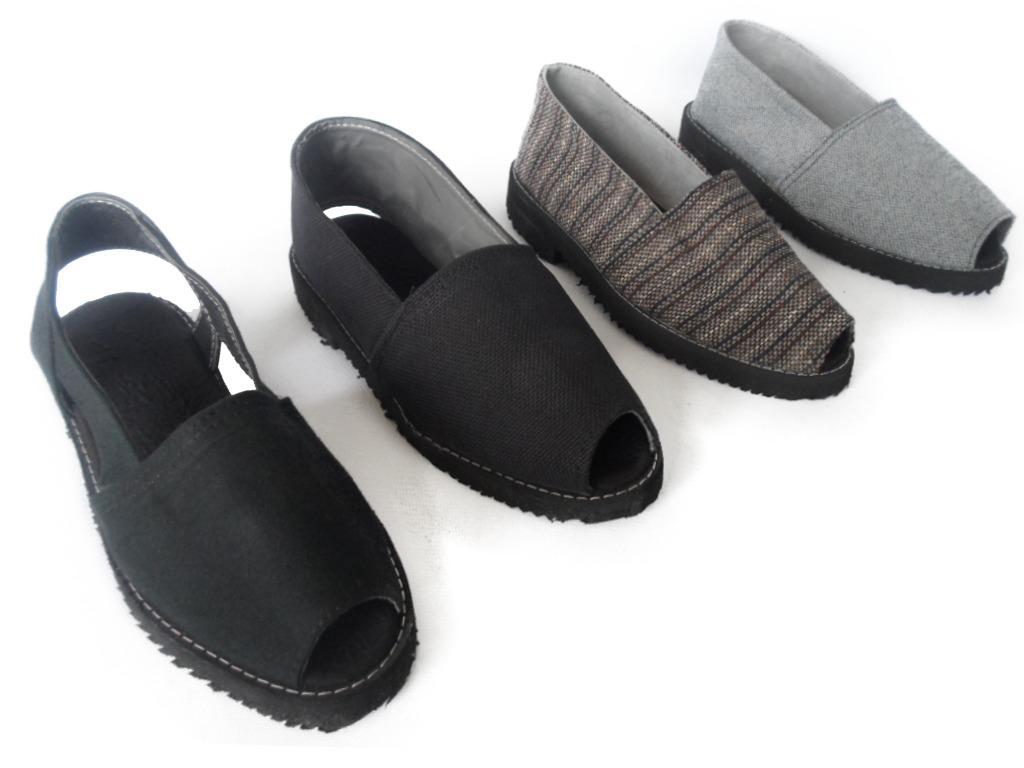 venta caliente online 0b588 de0d9 Suaves Alpargatas En Jeans Y Tela Para Damas Y Caballeros