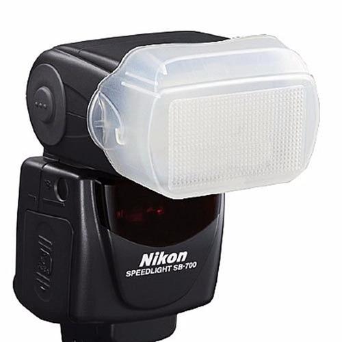 suavisador de flash speedlite profissional para nikon sb700