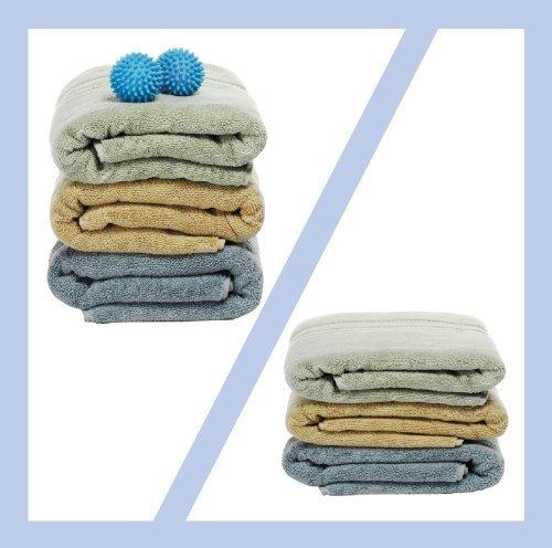 suavizante de telas,whitmor 6754-3655 bolas del secador ..