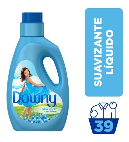 suavizante para la ropa líquido downy clean breeze