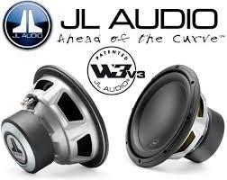 sub, subwoofer jl audio, 10  w3 500w 2 ohms 4 ohms