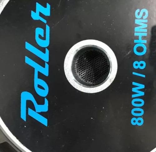 sub woofer roller 18 pulgadas 800w 8 ohms by dancis