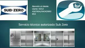 sub zero whirlpool nevera fabricador hielo servicio técnico