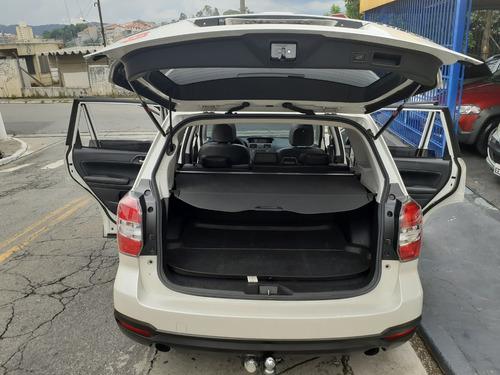 subaru 2015 forester 2.0 xt turbo 4x4 aut. - completo