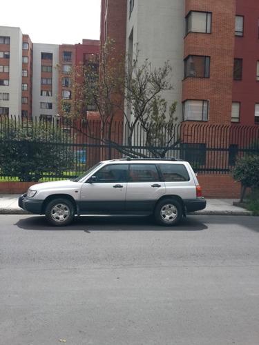 subaru forester 1998 - automatica awd