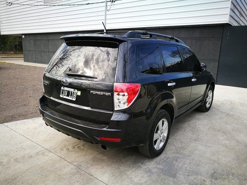 subaru forester 2.0 2 awd x 5mt 2012