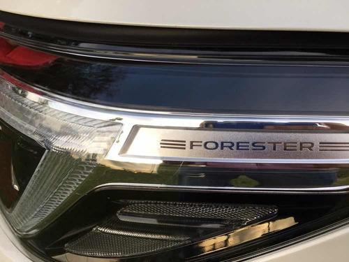 subaru forester 2.0 awd cvt driver xs 2020